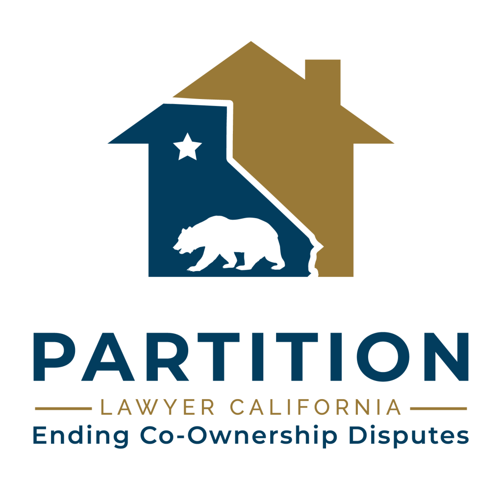 Partition Lawyer California